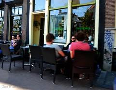 Bas Joe Coffeeshop Amsterdam