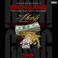 Rich Gang – Lifestyle (feat. Young Thug & Rich Homie Quan)