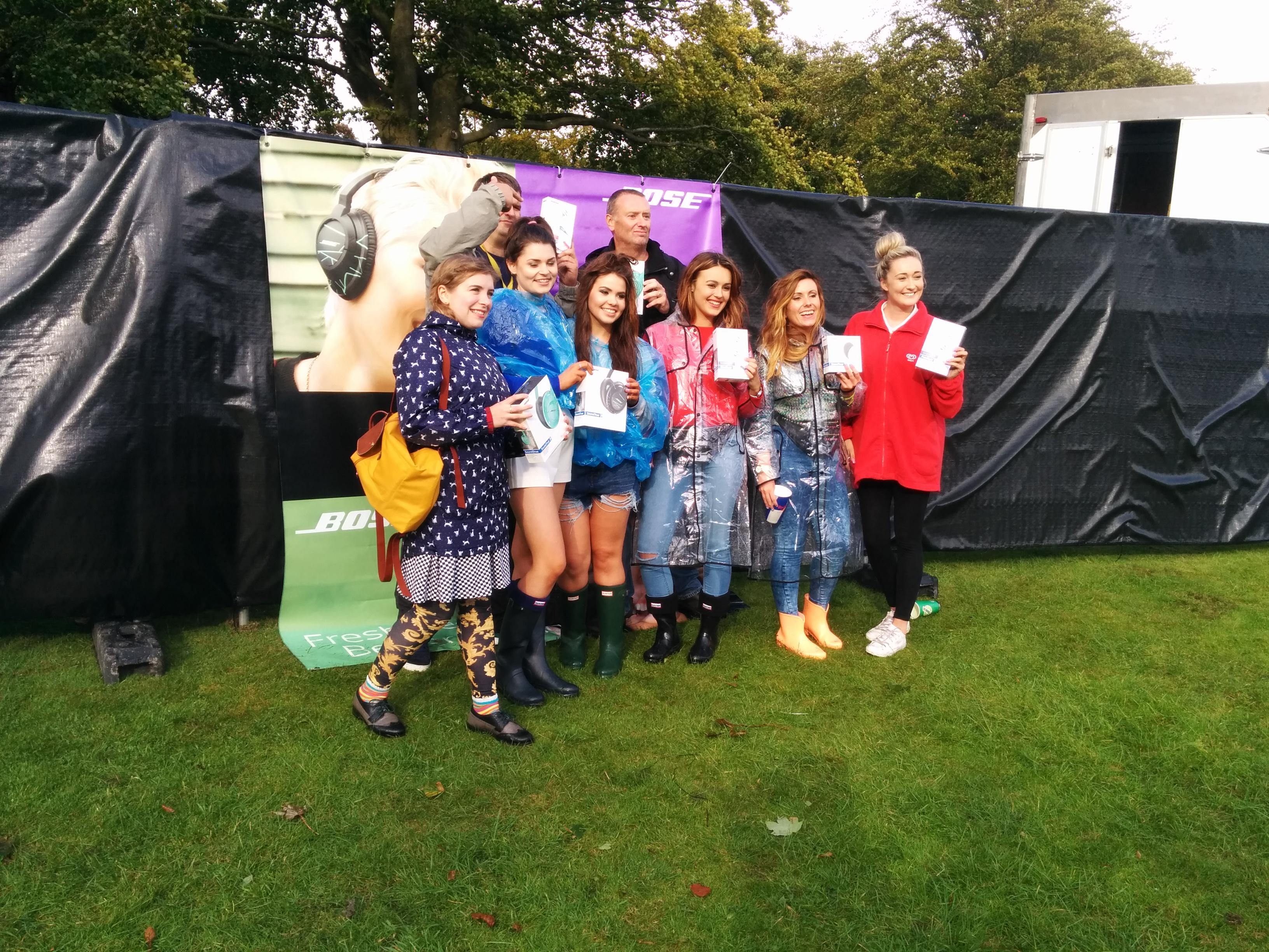 Daisybutter - UK Fashion and Lifestyle Blog: Bose Yozilla headphones, Glasgow Summer Sessions, Bose Festivals, #ListenForYourself
