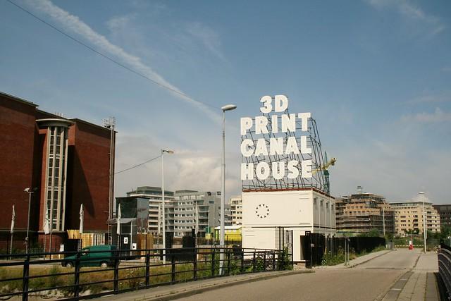 3D Print Canal House