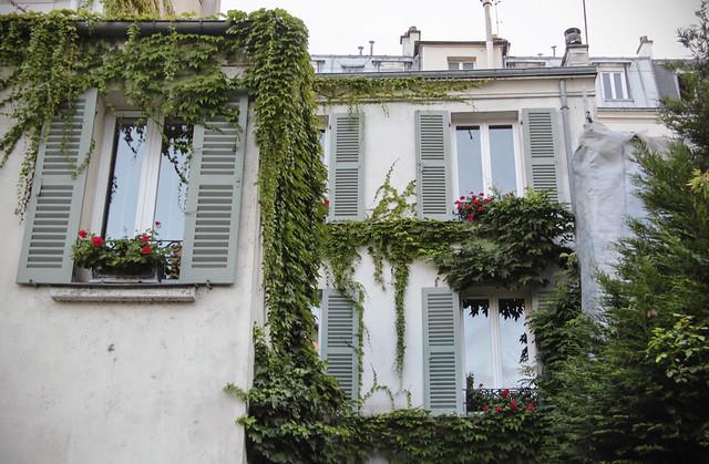 Cite Bauer - near Montparnasse
