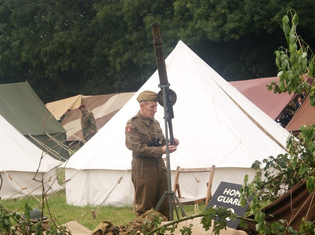 Home Guard Post | Victory Show 2014 | Martin Jones | Flickr