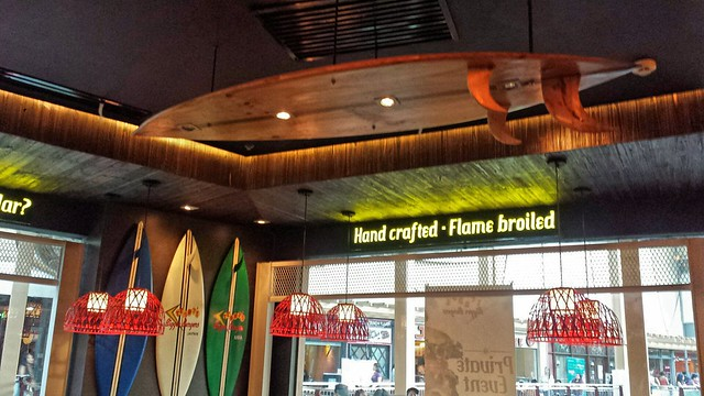 Teddy's Bigger Burger Manila