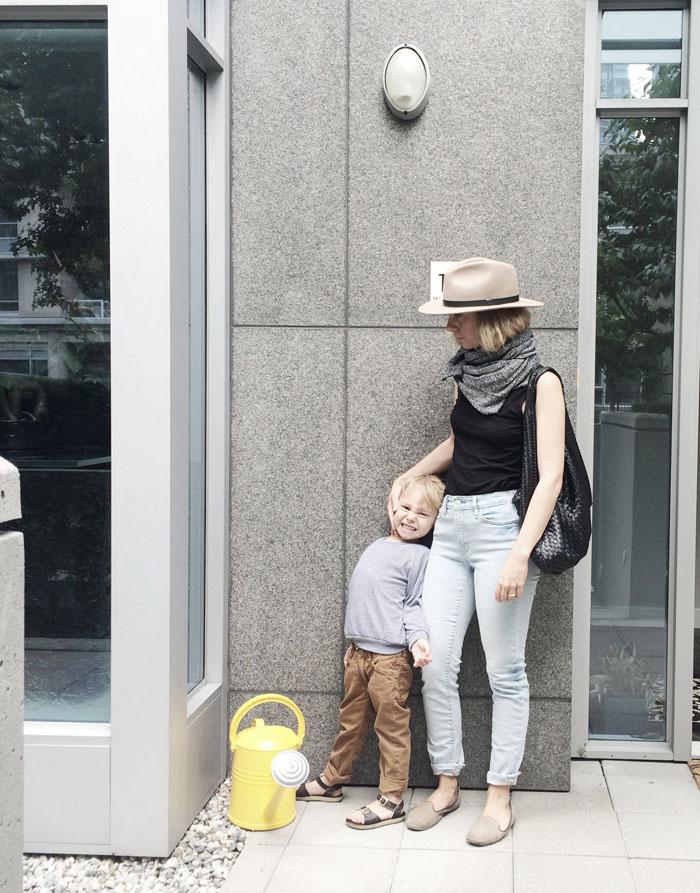 Fringe of the Cro | Dani Valentine @danivalentine feature as our fashionable mom moment