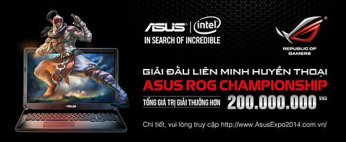 ASUS tổ chức cuộc thi ASUS ROG Championship: Tìm kiếm nhà vô địch trở thành đội tuyển LOL - 30662