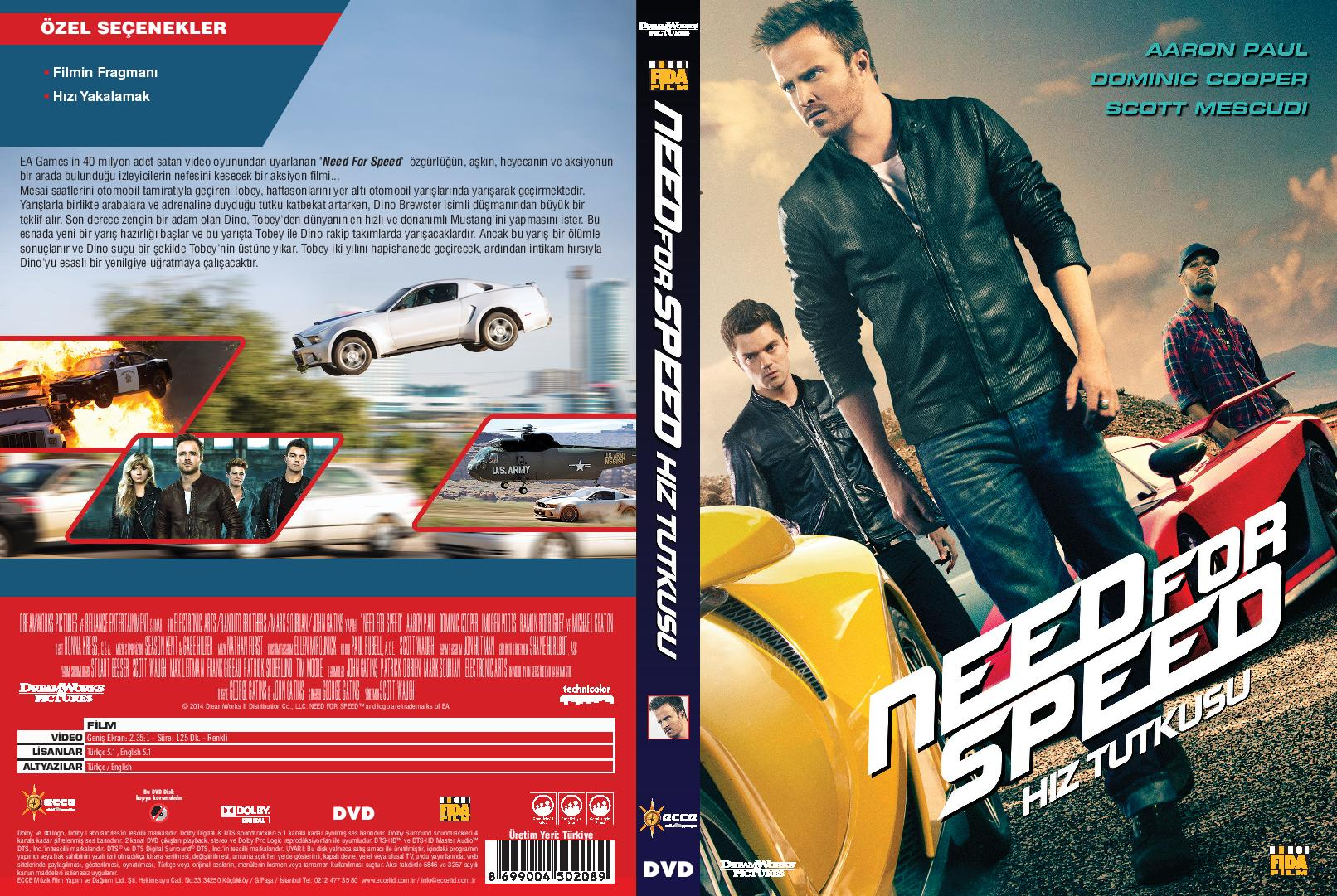 the adrenaline pumping plot in need for speed a film by scott waugh