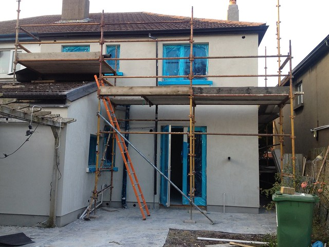 External Insulation Plastering