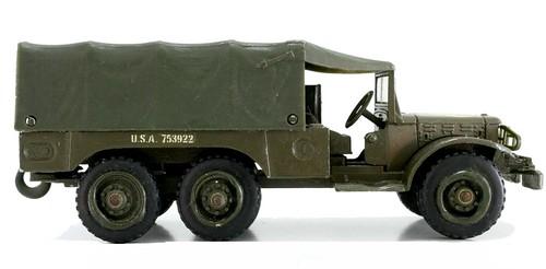 05 Solido Dodge WC 6x6