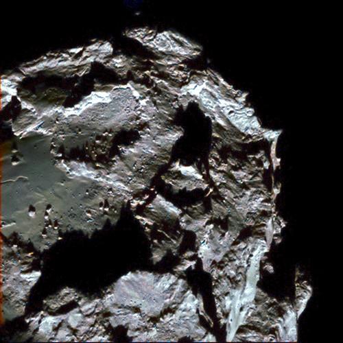 ESA Rosetta NavCam - 67P 23 agosto 2014