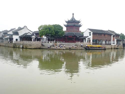 Jiangsu-Suzhou-Colline vers Centre-ville (76)