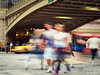 Grand central terminal slow motion