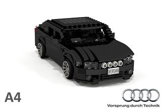 Audi A4 (B6-2000)