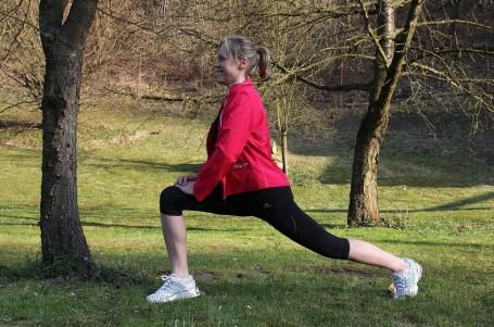 ZDRAVÍ: Sedm cviků pro lepší běžecký styl
