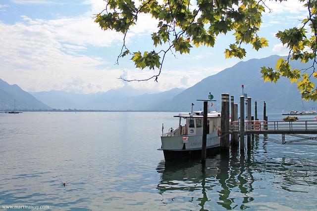 Lago Maggiore a Locarno