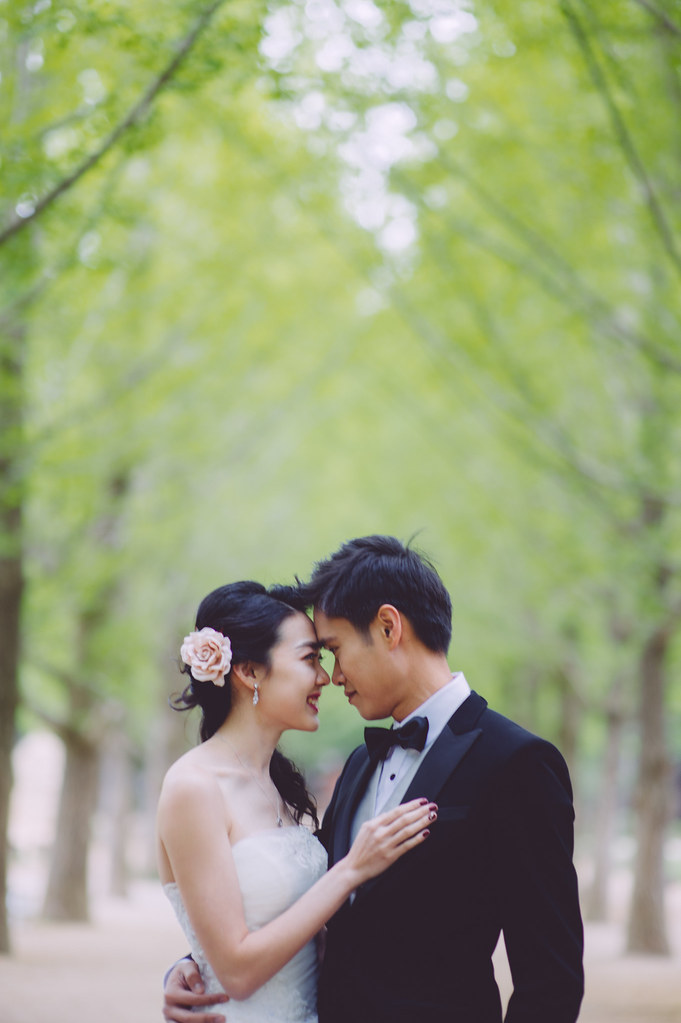 Seoul, Korea, lovescapade, pre wedding, overseas pre wedding, pre wedding in Seoul, Multifolds, Eric and Valerie, gown, suit