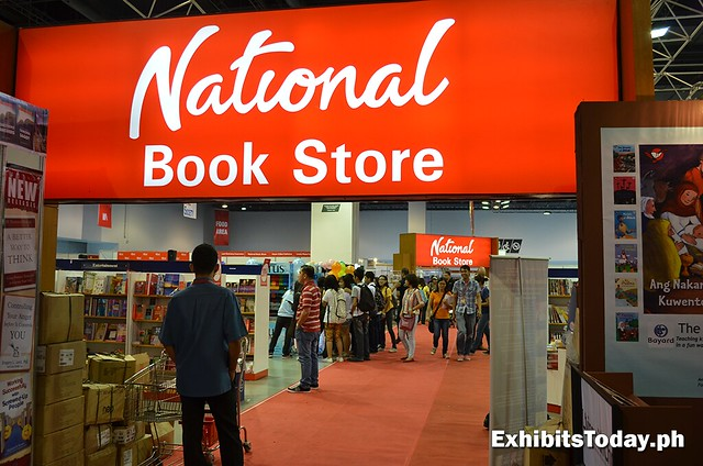 National Bookstore Entrance