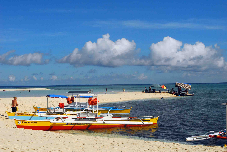 White Sandbar, Camiguin, Misamis Oriental, Mindanao