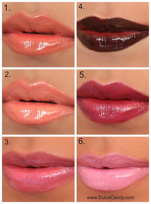 Smashbox Always On Matte Liquid Lipstick Swatches: Girls Space: Smashbox Lip Liners