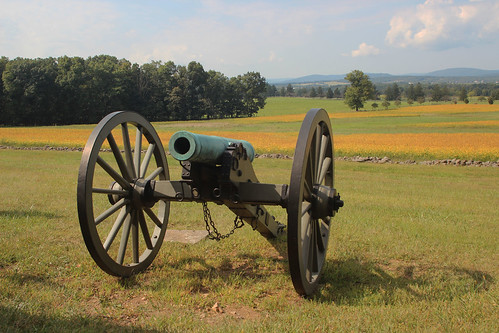 confederate cannon