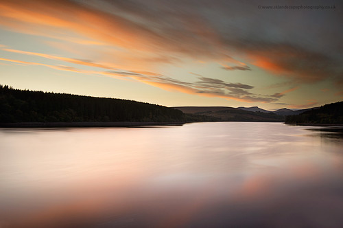 park sunset england sky wales pen fan corn y sandra path walk south du reservoir brecon beacons pontsticill kepkowska