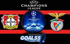 Prediksi Skor Bayer Leverkusen Vs Benfica 2 Oktober 2014