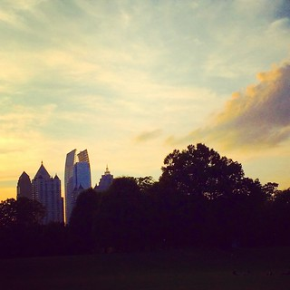 ATL skyline