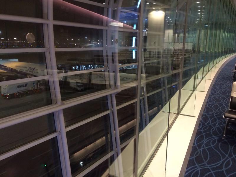 ターミナルからの風景