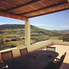 Villa La Garrigue à #Pierrerue #moerland #igersmontpellier #languedoc #herault #view