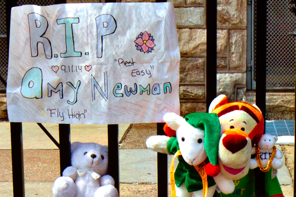 Memorial-to-Amy-Newman--South-Philly-(detail)