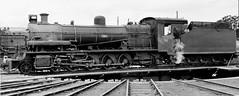 East African Railways (Kenya) - 4-8-2 steam locomotive Nr. 502 'Rufiji' (Vulcan Foundry, 1928)