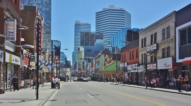 Downtown Yonge Street