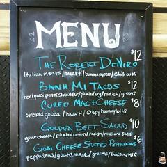 last cured menu EVER! 😭 #curedfoodtruck #foodtruck #curedfoodtruck @curedfoodtruck @oldoxbrewery