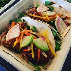 banh mi tacos #curedfoodtruck #foodtruck #oldoxbrewery @curedfoodtruck @oldoxbrewery