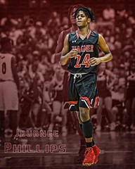 Journee Phillips named 27-6A Newcomer of the Year #sportsedit #ok3sports