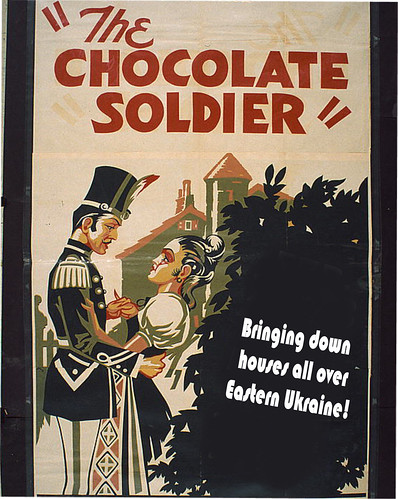 choclate soldier
