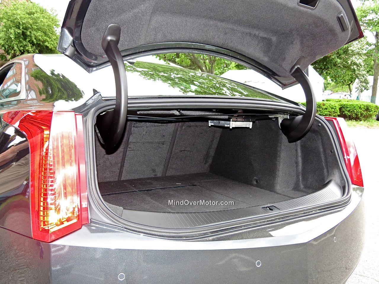 Cadillac ELR Trunk