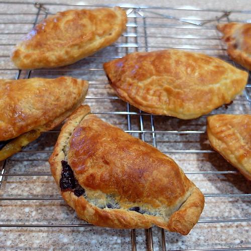 Ratatouille Hand Pies