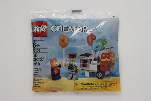 LEGO Creator Balloon Cart (40108)