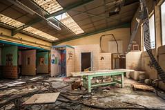 Urbex - Prison de Loos
