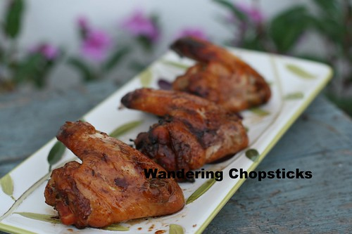 Canh Ga Xa Xiu (Vietnamese  Chinese Char Siu-Style Barbecued Chicken Wings) 2