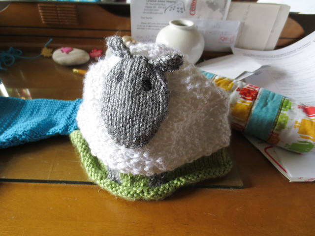Sheep Hat