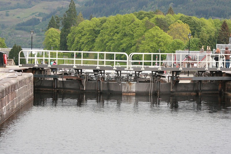Fort Augustus and the Caledonian Canal (47)