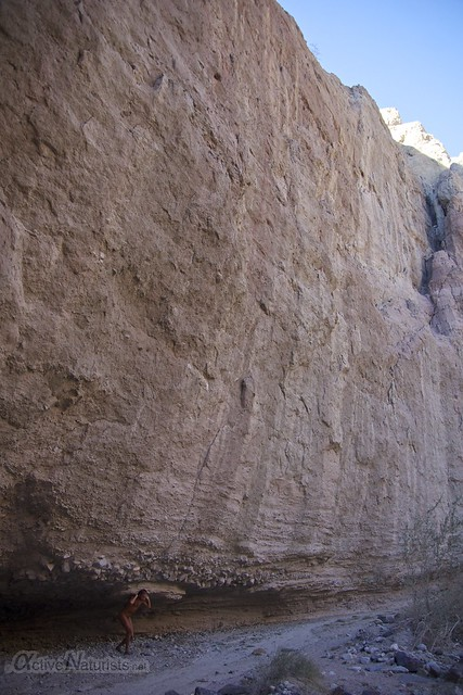 naturist 0000 Mecca Hills, California, USA
