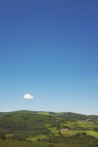 lone cloud...
