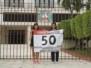 #RaceTo50 in the Dominican Republic