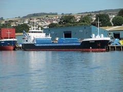 "Teignmouth Ships - MV ""Virage"""
