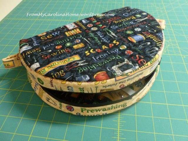 sewing kit finish outside
