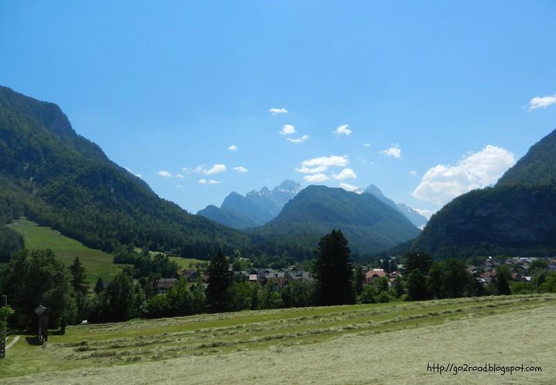 Самый знаменитый парк Словении