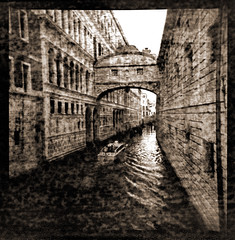 #15 Bridge of Sighs - Venice