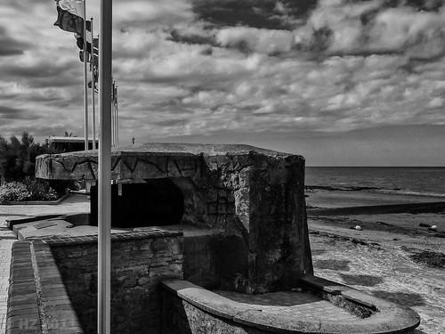Juno Beach - WN27, St. Aubin-sur-Mer, Normandy, France